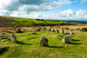 5 Dartmoor Stone Circles You Should Visit